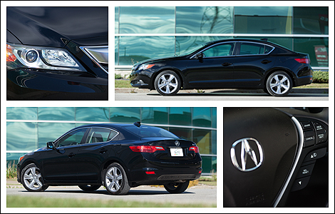 2013 Acura Ilx Tech Review Auto123 Com