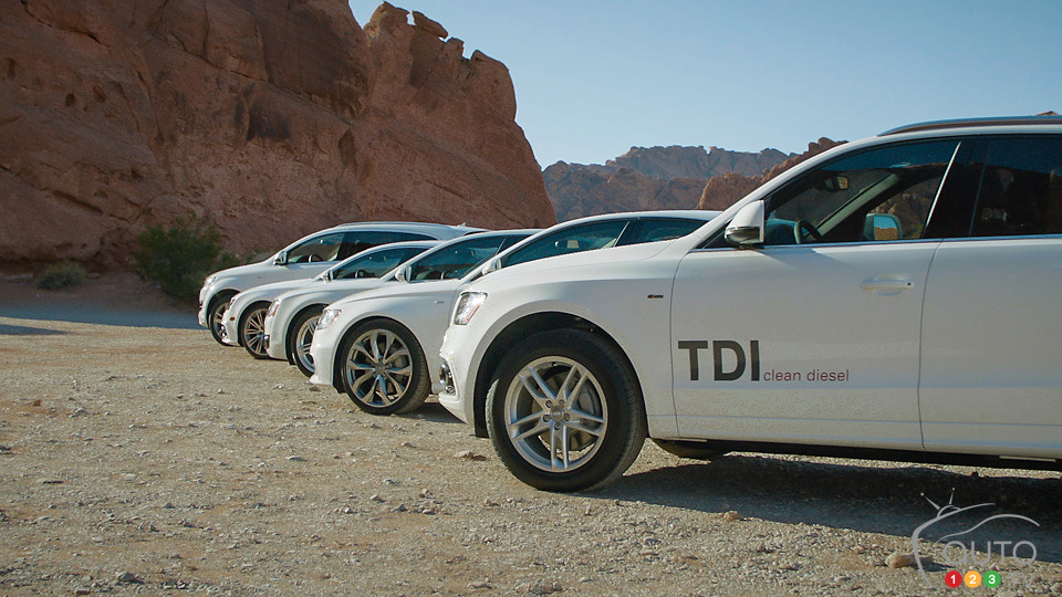 Audi to display 4 new TDI models at L.A. Auto Show