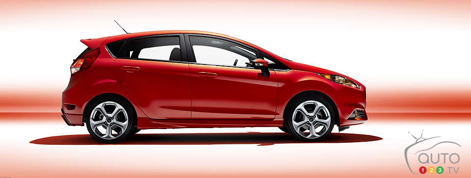 2014 Ford Fiesta ST coming to North America