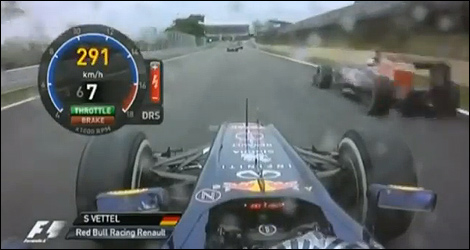 Auto Racing  Rules  Yellow Flag on F1  Another Video Shows Sebastian Vettel Made Illegal Pass In Brazil