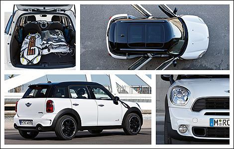 mini cooper s countryman all4 2012 essai routier. Black Bedroom Furniture Sets. Home Design Ideas