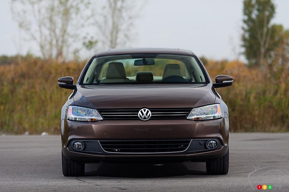 2013 Volkswagen Jetta Tdi Highline Review Volkswagen