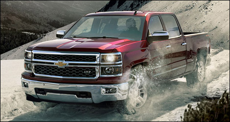 chevrolet silverado photo gmc the 2014 chevrolet silverado 1500