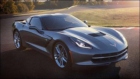 Corvette Stingray Detroit Auto Show on 2014 Chevrolet Corvette  Stingray Is Back    Car News   Auto123
