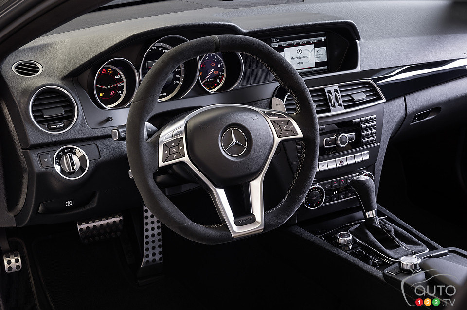 Mercedes-Benz prepares C 63 AMG ''Edition 507'' for Geneva Motor Show