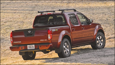 2013 nissan frontier i1 Nissan Canada cuts Frontier prices for 2013