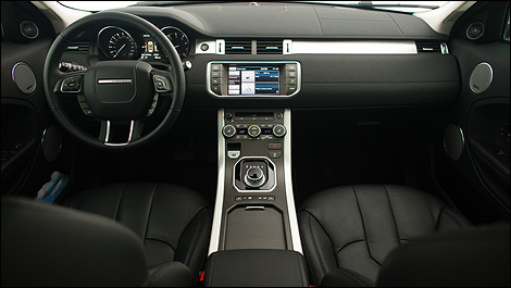 2013 range rover evoque pure review. Black Bedroom Furniture Sets. Home Design Ideas