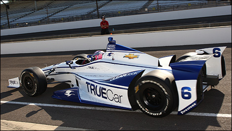 IndyCar Dragon Racing TRUECAR