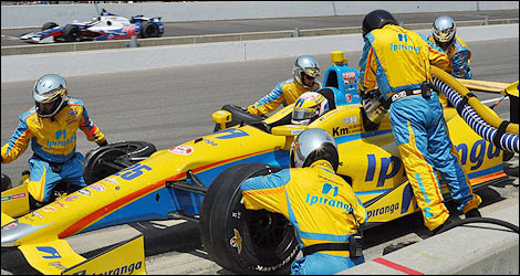 IndyCar Conquest Racing