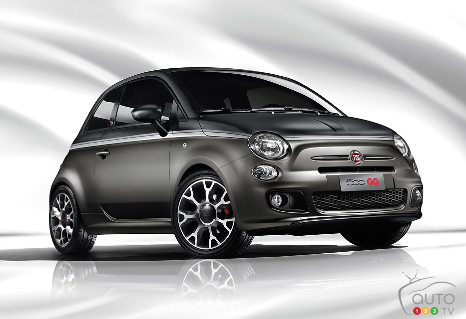 New Fiat 500 GQ set to expand 500 lineup in Geneva