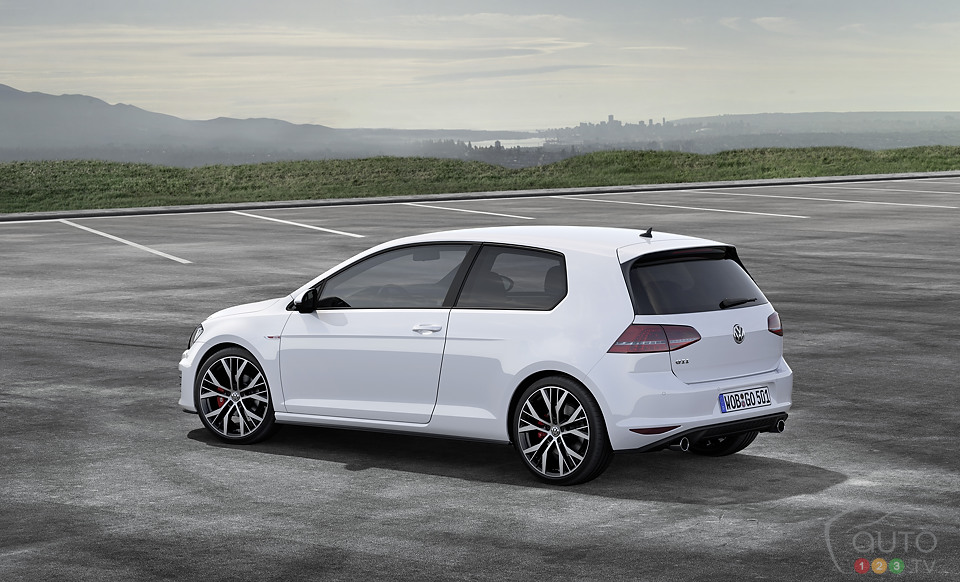 Get ready for the new Volkswagen Golf GTI!