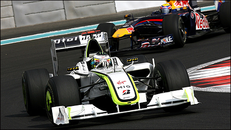 Jenson Button, Brawn GP, 2009