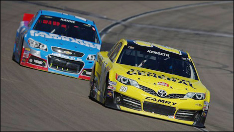 Kenseth gave himself a birthday present in Las Vegas | Auto123.com