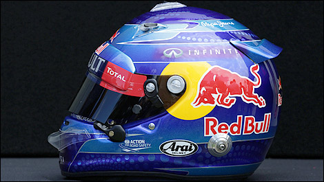 f1 photos des casques des pilotes de formule 1 2013 photos. Black Bedroom Furniture Sets. Home Design Ideas