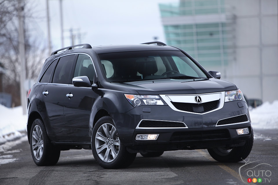 Acura MDX 2013 or 2015? - RedFlagDeals.com Forums