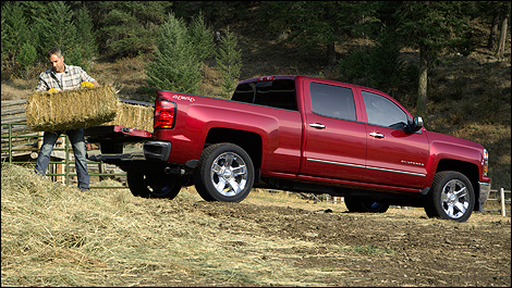 Detailed specs for 2014 Chevrolet Silverado - Car News | Auto123