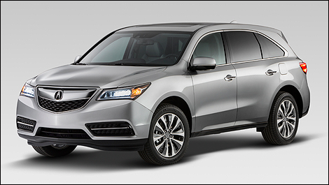 Acura   Sale on Acura Mdx 2014 I1 All New 2014 Acura Mdx On Sale This Summer