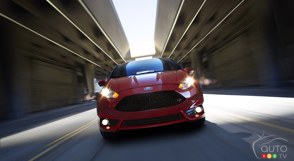 2014 Ford Fiesta ST Preview