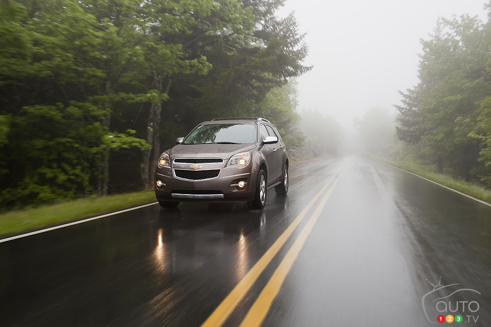 2013 Chevrolet Equinox Preview