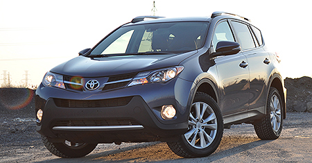 2013 Toyota RAV4 AWD Limited Review