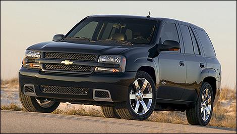 Top 10 des vehicules les plus voles au Canada en 2012