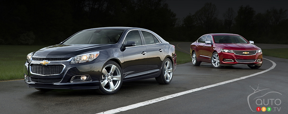 Revised 2014 Malibu was only a year old