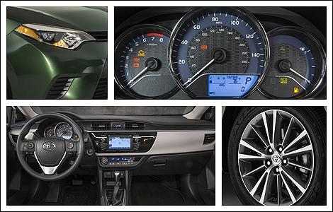 2014 toyota corolla mosa 2014 Toyota Corolla Preview