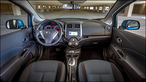 nissan versa note 2014 premi res impressions nouvelles auto123. Black Bedroom Furniture Sets. Home Design Ideas