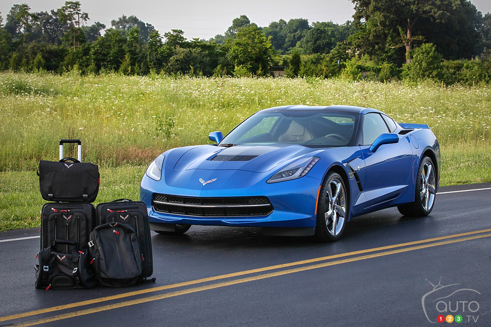 Chevrolet announces 2014 Corvette Stingray Premiere Edition