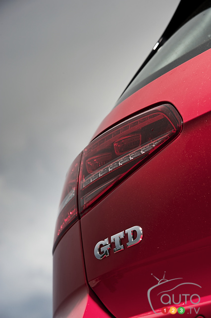 Volkswagen Golf GTD coming to North America in 2015