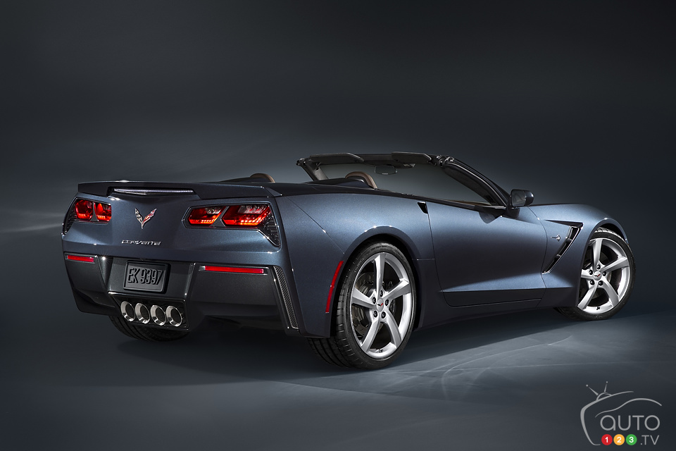 Get your 2014 Corvette Stingray for $52,745!