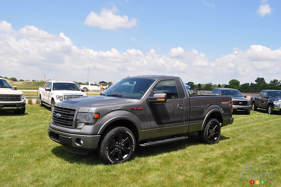150 tremor 2014 ford - photo #18