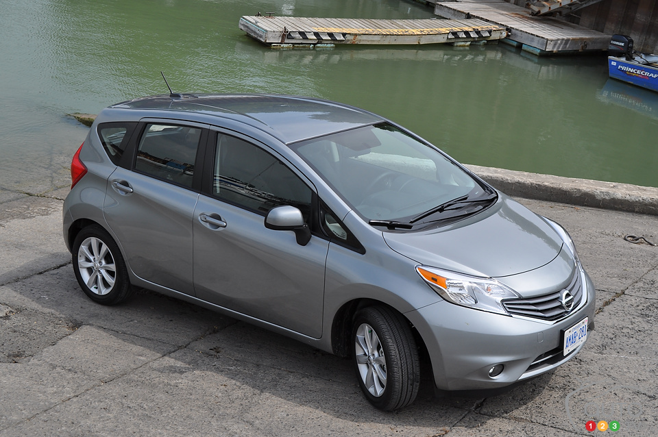 2014 Nissan Versa Note Video