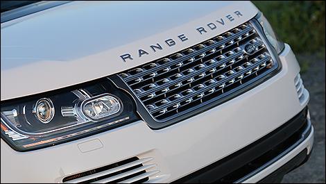 2013 Range Rover Supercharged logo