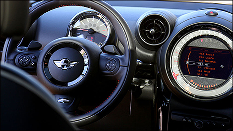 mini john cooper works countryman all4 2013 essai. Black Bedroom Furniture Sets. Home Design Ideas