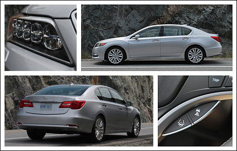 Elite Acura on What Is An Acura Rlx By And Large The Acura Rlx Is A Rolling Sensory