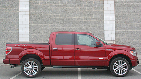 2013 ford f 150 limited review circuit ford lincoln. Black Bedroom Furniture Sets. Home Design Ideas