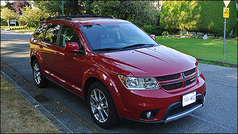 dodge journey occasions d ry. Black Bedroom Furniture Sets. Home Design Ideas