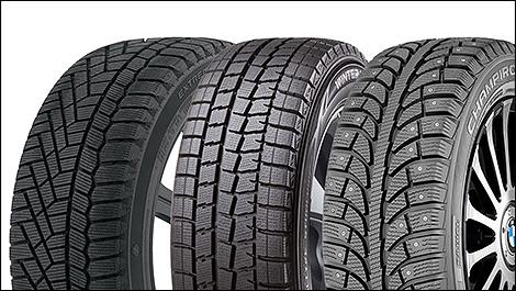 meilleurs pneus d 39 hiver 2013 nouvelles auto123. Black Bedroom Furniture Sets. Home Design Ideas