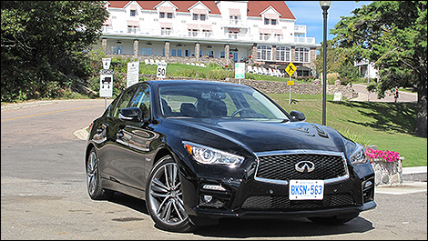 The Q50 Is An Extremely Versatile Sports Luxury Sedan That Can Suit Many Driving Styles Moods And Conditions Photo Mike Goetz