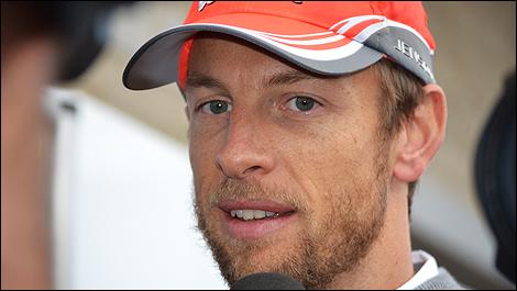 USGP 2013 Austin Jenson Button, McLaren
