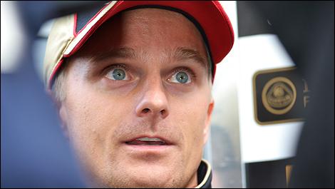 USGP 2013 Austin Heikki Kovalainen, Lotus