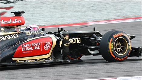 USA F1 2013 Heikki Kovalainen, Lotus