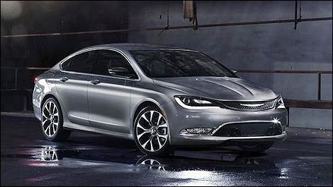 World premier of 2015 Chrysler 200 | Boulevard Dodge ...