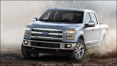 2015 Ford F 150 Release Date