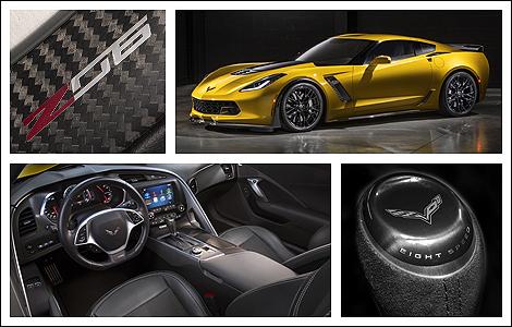 corvette 2015 z06 price