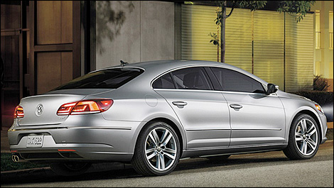 2014 volkswagen cc preview car news auto123. Black Bedroom Furniture Sets. Home Design Ideas