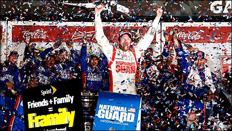 NASCAR Dale Earnhardt Jr Daytona 500 2014