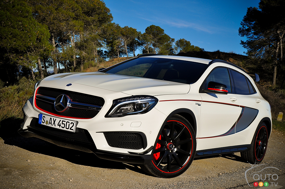 Mercedes benz gla 45 amg price south africa for Mercedes benz gla 2015 price
