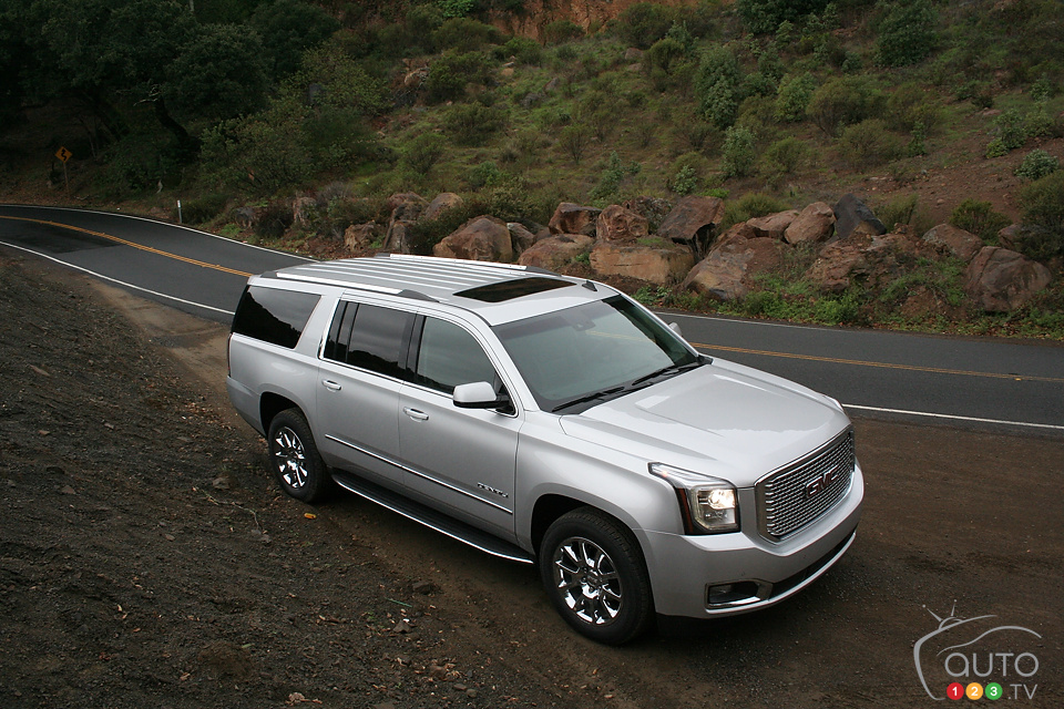 2015 GMC Yukon XL Denali First Impression